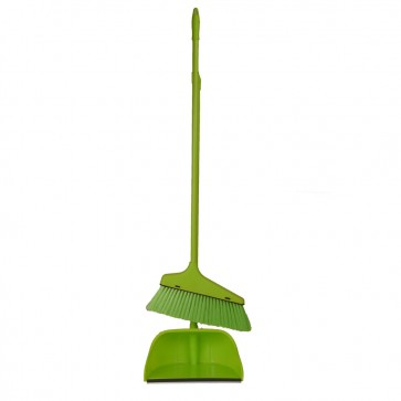 Super Economy Broom & Dust Pan Set