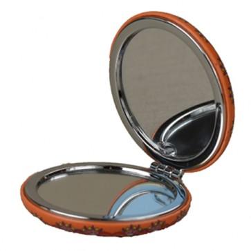Fancy Art Pocket/Purse Mirror (Round)