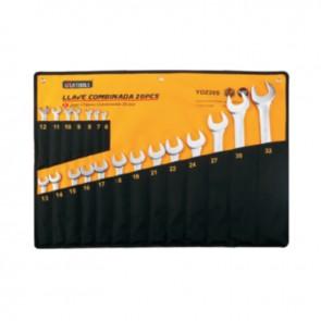 UYUSTOOLS 20 PCs Combination Wrench Set