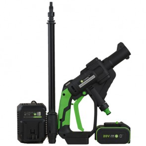 Cordless Power Washer 20V (3Bar / 45Psi)