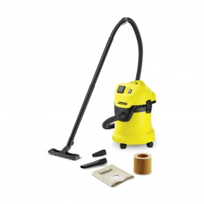 KARCHER WD 3 P - MULTI-PURPOSE Wet & Dry VACUUM CLEANER  (17 Ltr.)