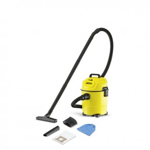 KARCHER WD 1 - MULTI-PURPOSE Wet & Dry VACUUM CLEANER  (15 Ltr.)