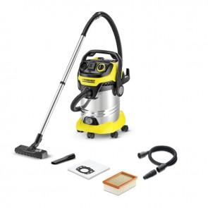 KARCHER WD 6 P - MULTI-PURPOSE WET & DRY VACUUM CLEANER  (30 Ltr.)