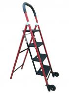 2 in 1 Aluminium Ladder Hand Trolley (HT-0080-4)