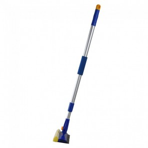 Window & Glass Cleaner With Telescopic Handle & Rubber Squeegee (EXTRA LARGE)