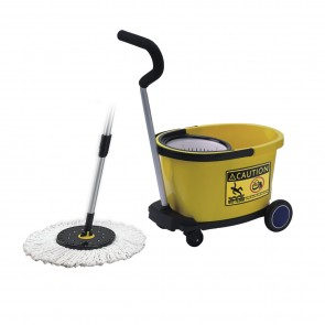 HI Spin Mop HI L720 (COMMERCIAL WITH TROLLEY)