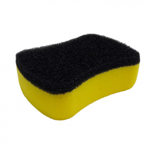Dual Faced Car & General Purpose Sponge