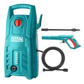 TOTAL Pressure Washer 1400W (130)